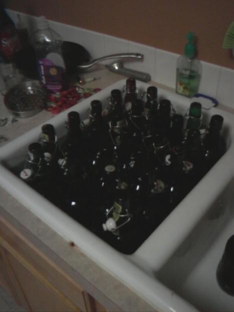 Grolsh Bottles